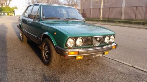 1975 alfetta v1600 restyling For Sale (picture 1 of 6)