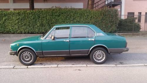 1975 alfetta v1600 restyling For Sale (picture 6 of 6)