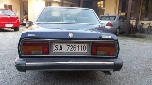 1984 wonderful alfa 6 q.0. For Sale (picture 6 of 6)