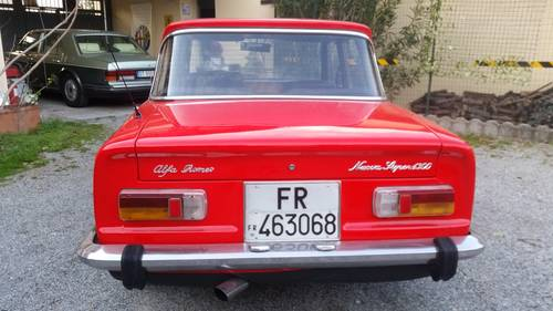 1975 very nice red giulia For Sale (picture 3 of 6)