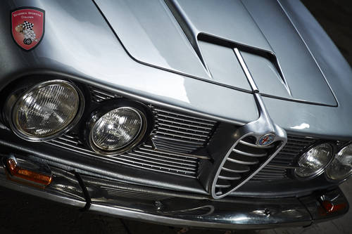 1967 Alfa Romeo 2600 Sprint Coupe  SOLD (picture 2 of 6)