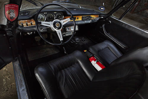 1967 Alfa Romeo 2600 Sprint Coupe  SOLD (picture 4 of 6)