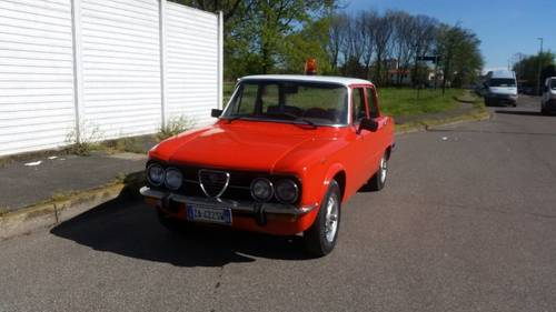 1976 giulia assistance car For Sale (picture 1 of 6)
