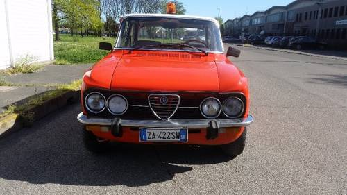 1976 giulia assistance car For Sale (picture 3 of 6)