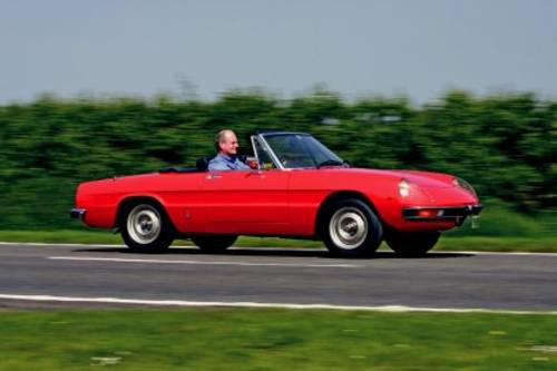 Alfa Romeo Spider Wanted (picture 1 of 1)