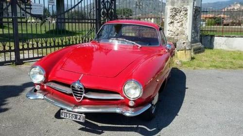 1961 Alfa Romeo Sprint 1300 SS.. just WOW For Sale (picture 4 of 6)