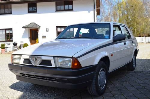 1986 Alfa Romeo 75 1.6 | Very nice | Original | No Rust | For Sale (picture 1 of 6)