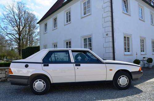 1986 Alfa Romeo 75 1.6 | Very nice | Original | No Rust | For Sale (picture 2 of 6)