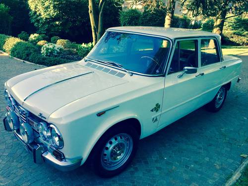 1970 very nice giulia 1600  For Sale (picture 1 of 5)