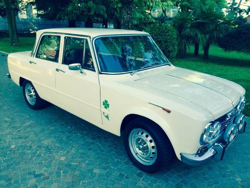 1970 very nice giulia 1600  For Sale (picture 2 of 5)