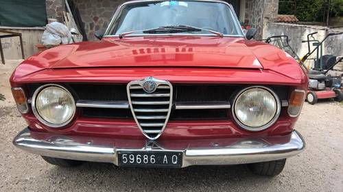1969 Alfa Romeo GT Scalino WELL PRESERVED STORED For Sale (picture 1 of 6)