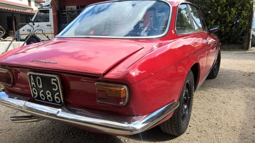 1969 Alfa Romeo GT Scalino WELL PRESERVED STORED For Sale (picture 2 of 6)