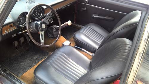 1969 Alfa Romeo GT Scalino WELL PRESERVED STORED For Sale (picture 3 of 6)