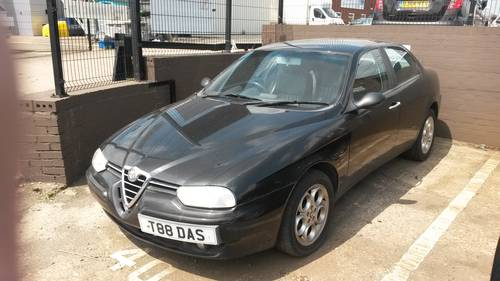 2001 Alfa Romeo 156 Twinspark For Sale (picture 1 of 2)