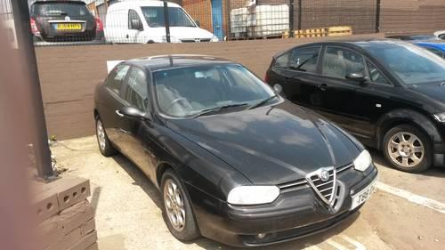 2001 Alfa Romeo 156 Twinspark For Sale (picture 2 of 2)
