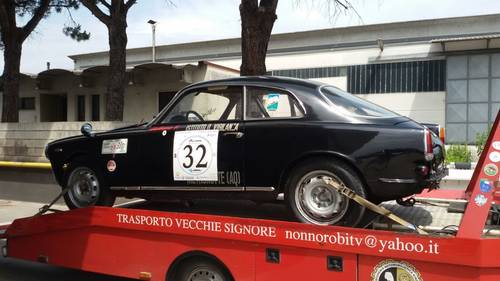 1962 Alfa Sprint Race Car CLASSIC RACE READY For Sale (picture 1 of 6)