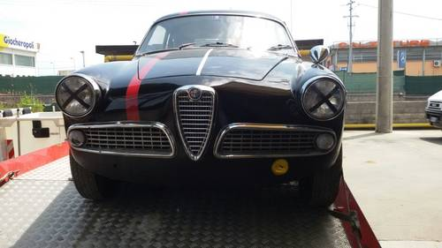 1962 Alfa Sprint Race Car CLASSIC RACE READY For Sale (picture 2 of 6)