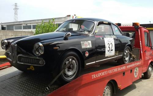 1962 Alfa Sprint Race Car CLASSIC RACE READY For Sale (picture 3 of 6)