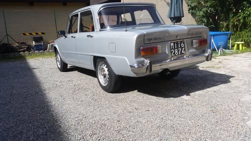 1973 restored giulia super 1600 For Sale (picture 4 of 6)