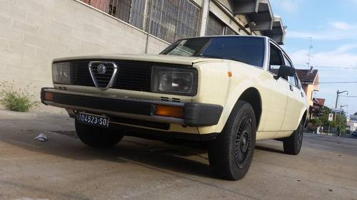 1979 ALFETTA 2.0 L 130 CV For Sale (picture 1 of 6)