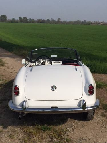 1957 Alfa romeo giulietta spider For Sale (picture 2 of 6)
