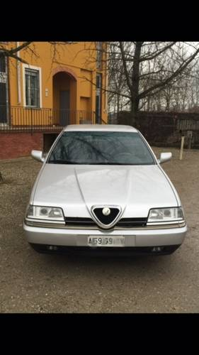 1996 Alfa romeo 164 v6 turbo super For Sale (picture 1 of 6)