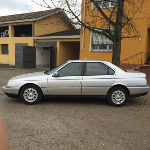1996 Alfa Romeo 164 V6 Turbo Super For Sale