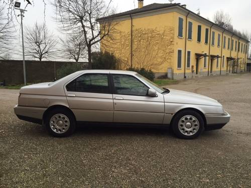 1996 Alfa romeo 164 v6 turbo super For Sale (picture 4 of 6)