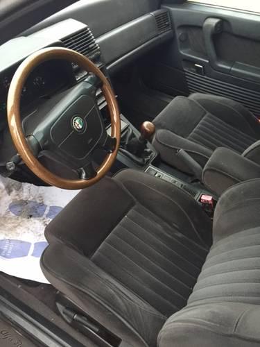 1996 Alfa romeo 164 v6 turbo super For Sale (picture 5 of 6)