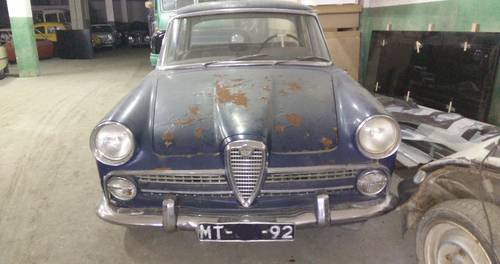1959 Alfa Romeo 2000 Berlina For Sale (picture 1 of 4)