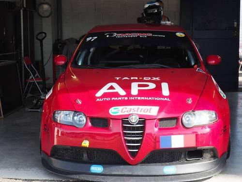 2004 Alfa Roméo 147 GTA CUP ex Tom Coronel For Sale (picture 1 of 5)