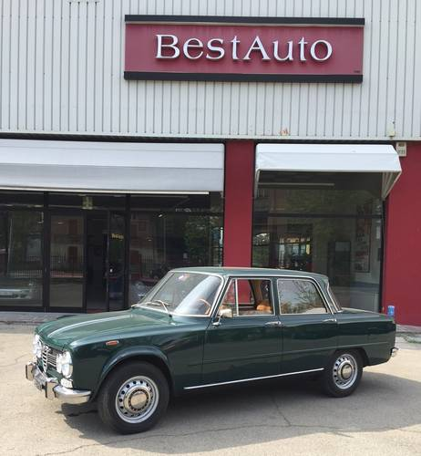1969 Alfa Romeo giulia super 1600 For Sale (picture 1 of 6)