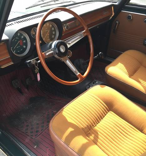 1969 Alfa Romeo giulia super 1600 For Sale (picture 4 of 6)