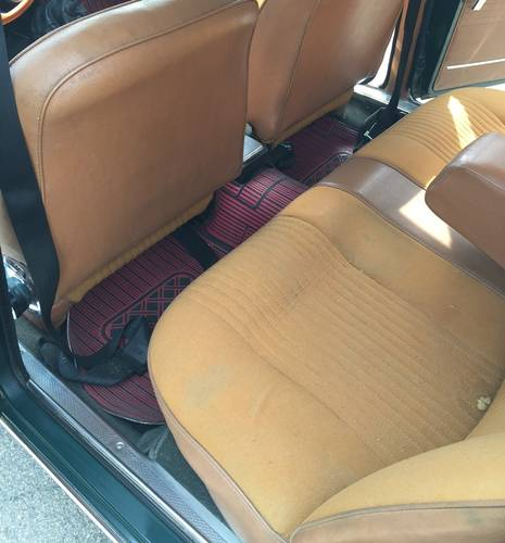 1969 Alfa Romeo giulia super 1600 For Sale (picture 5 of 6)