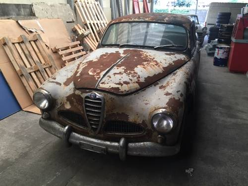 1955 ALFA ROMEO 1900 SUPER Project 1000Miglia elegible For Sale (picture 2 of 6)