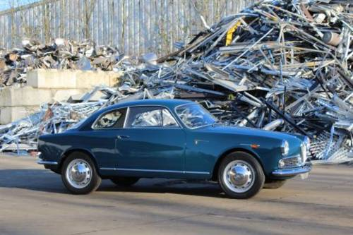 Alfa Romeo Giulietta Sprint Veloce LHD - 1962 For Sale (picture 3 of 6)