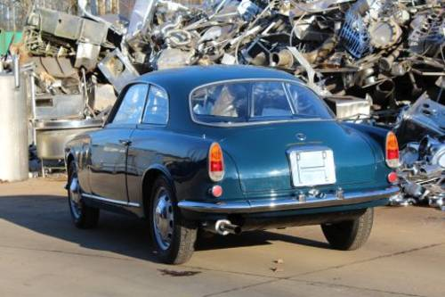 Alfa Romeo Giulietta Sprint Veloce LHD - 1962 For Sale (picture 4 of 6)