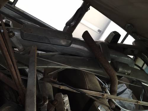 1959 Alfa romeo 2000 berlina project For Sale (picture 3 of 6)