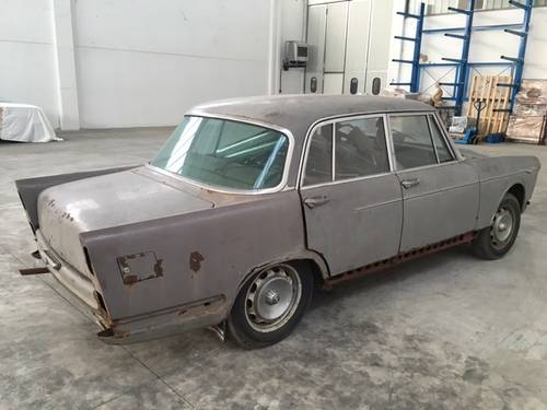 1959 Alfa romeo 2000 berlina project For Sale (picture 4 of 6)