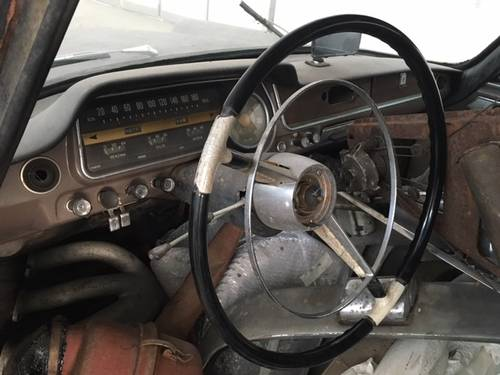 1959 Alfa romeo 2000 berlina project For Sale (picture 6 of 6)