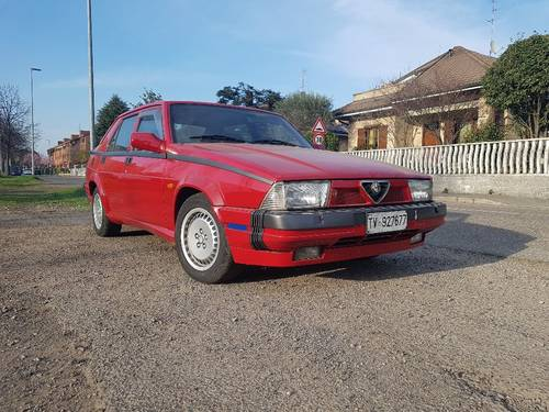 1987 alfa 75 turbo For Sale (picture 1 of 6)