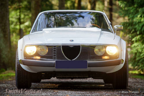 1973 Very beautiful Alfa Romeo 1600 Zagato, Matching numbers! For Sale (picture 2 of 6)