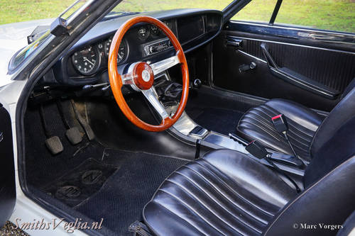 1973 Very beautiful Alfa Romeo 1600 Zagato, Matching numbers! For Sale (picture 3 of 6)