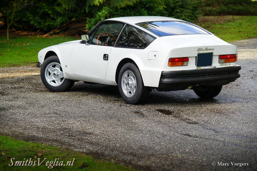 1973 Very beautiful Alfa Romeo 1600 Zagato, Matching numbers! For Sale (picture 5 of 6)