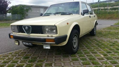 1977 rare armoured alfetta For Sale (picture 1 of 6)