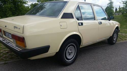 1977 rare armoured alfetta For Sale (picture 2 of 6)