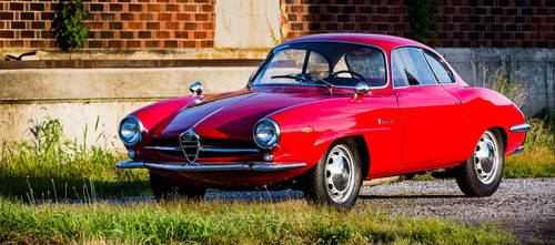 Stunning 1964 Alfa Romeo Giulia Sprint Speciale For Sale (picture 1 of 5)