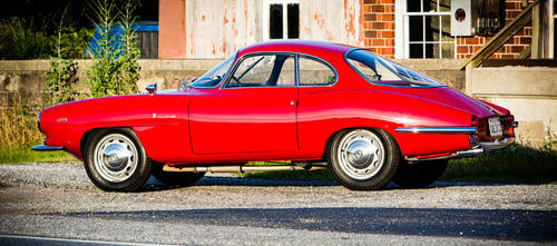 Stunning 1964 Alfa Romeo Giulia Sprint Speciale For Sale (picture 2 of 5)