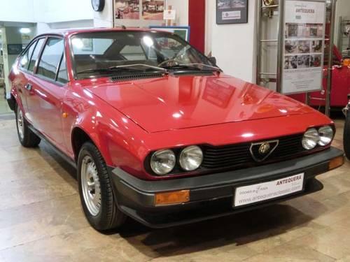 ALFA ROMEO ALFETTA GTV 2.0 - 1981 For Sale (picture 1 of 6)