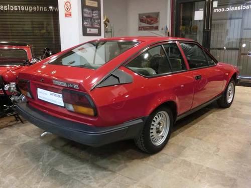 ALFA ROMEO ALFETTA GTV 2.0 - 1981 For Sale (picture 2 of 6)